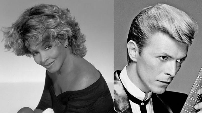 Tina Turner & David Bowie – Tonight (Live)