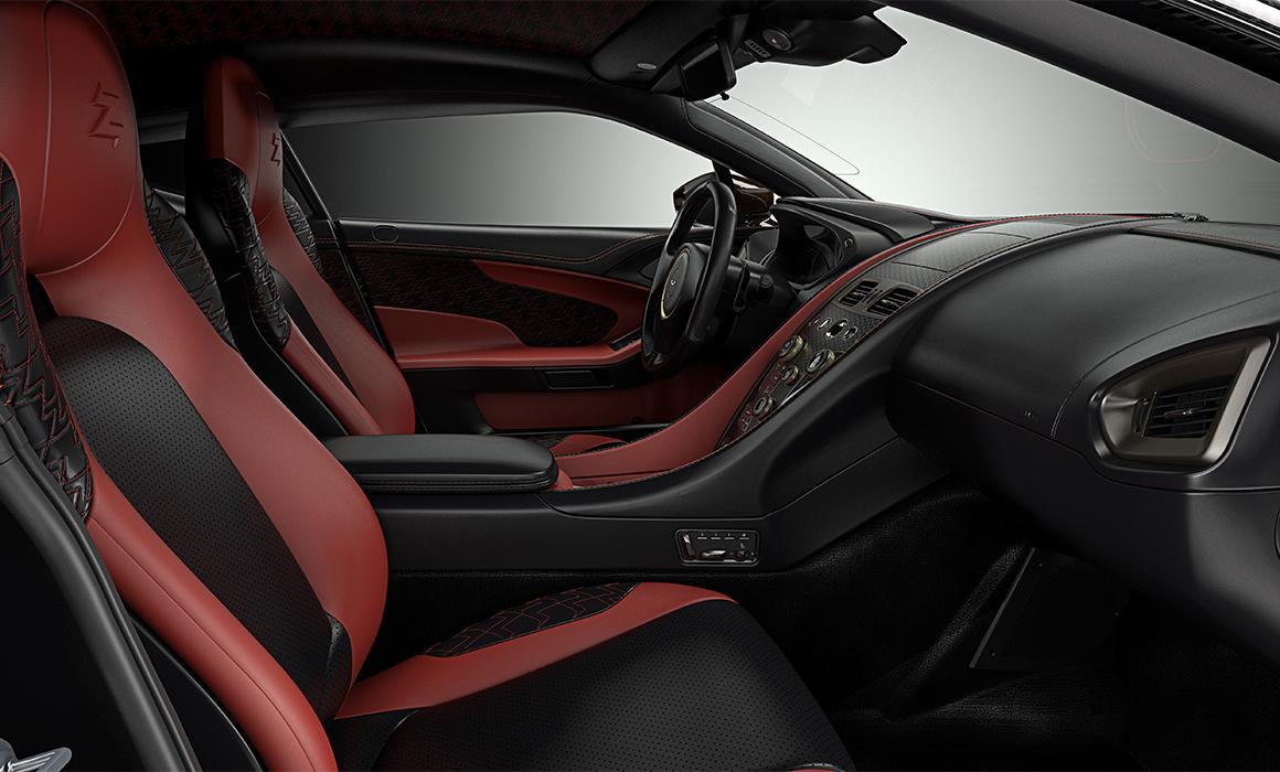 Aston-Martin Vanquish Zagato Concept