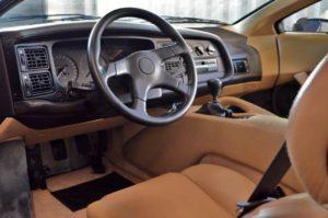 Jaguar 220 interior