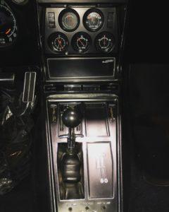 1968 L88 Corvette Interior