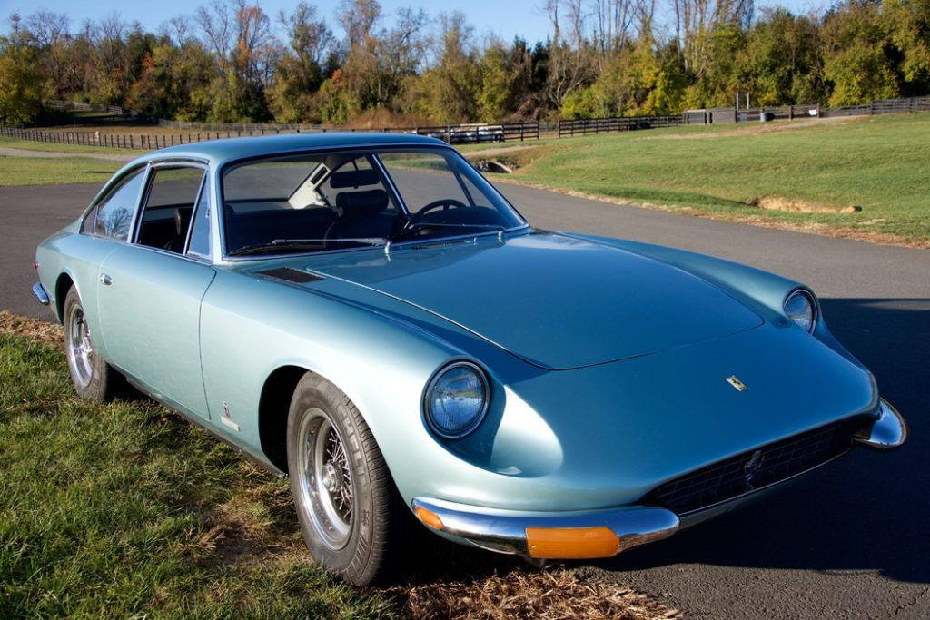 1969 Ferrari 365 GT 2+2 Coupe